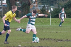 Amateurs 1sts v Rosslyn Park 26th January 2014