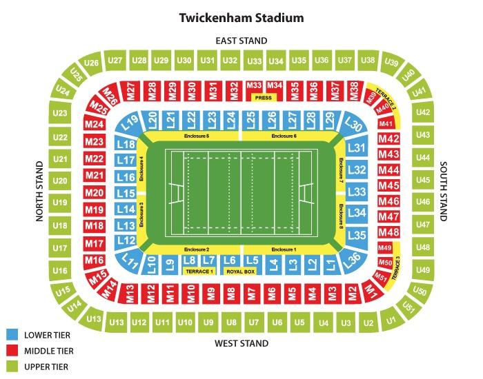 International Tickets Ealing Trailfinders Rugby Club