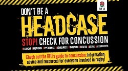 RFU Concussion Guidelines