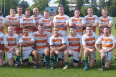 Men's 1sts v Saracens 13th September 2014
