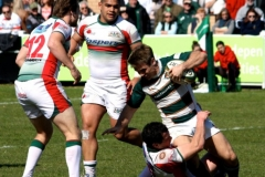 Plymouth Albion v Ealing Trailfinders