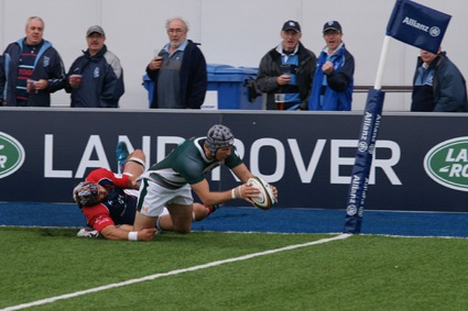 2013-09-14 Chesters try v London Scottish