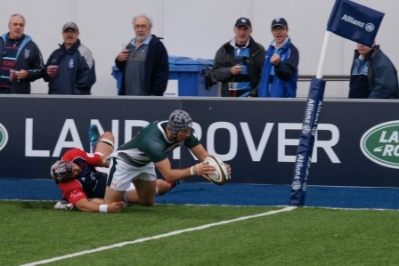 Chesters try v London Scots