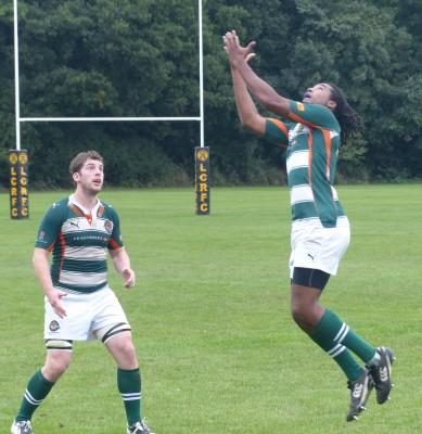 Amateurs 1sts v London Cornish