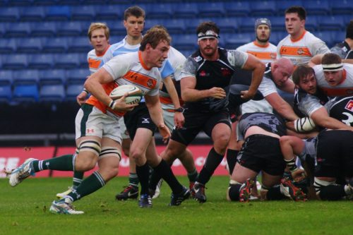 Sean O'Connell v London Welsh