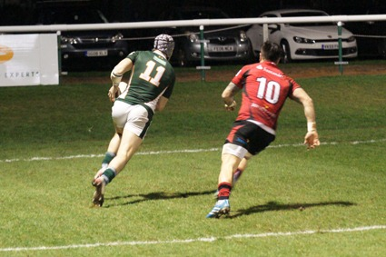 Phil Chesters try v Jersey