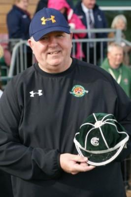 Mike Cudmore cap