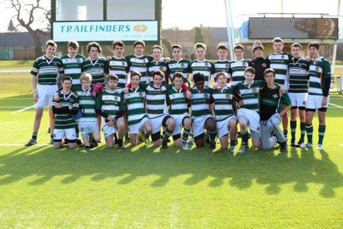 Ealing U16s Rugby
