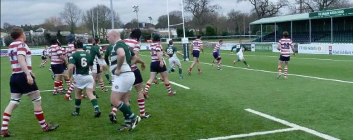 Men's 1sts v Rosslyn Park