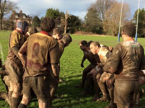 Exiles v Hampstead2